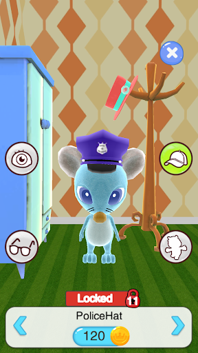 Talking Mouse apkpoly screenshots 7