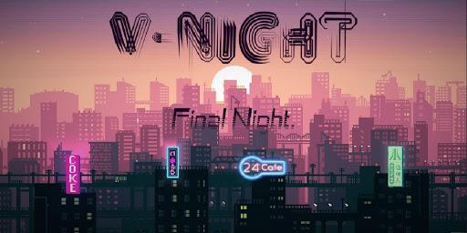 V-Night 1.1 screenshots 1