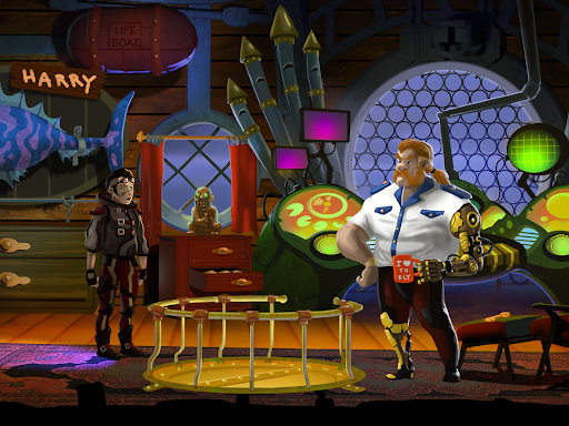 Adventure Reborn: story game point and click 1.33 screenshots 21