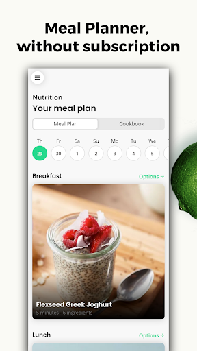 Foto do Healthy Weight Loss Recipes & Meal Planner