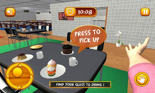 Virtual Chef Cooking Game 3D: Super Chef Kitchen 2.4.3 screenshots 2