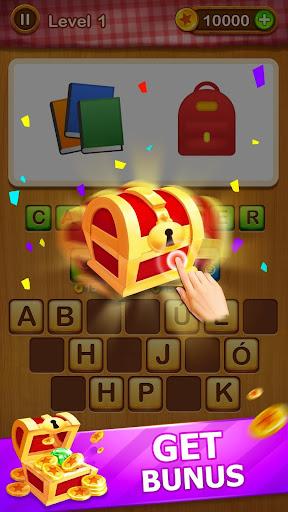 2 Emoji 1 Word - Guess Emoji Word Games Puzzle  Screenshots 12