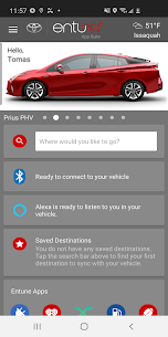 Toyota Entune®  Apps For Pc, Windows 7/8/10 And Mac Os – Free Download 1