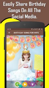 Happy Birthday Songs Offline screenshots 4