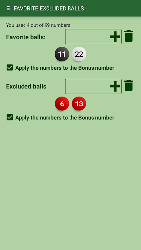 Lottery Generator & Statistics  Screenshots 7