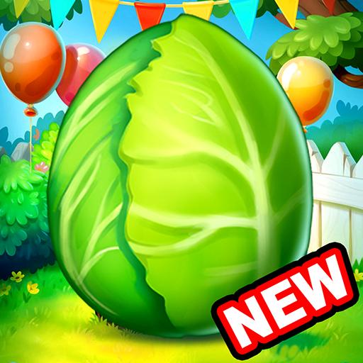 Tastyland- Merge 2048, cooking games, puzzle games