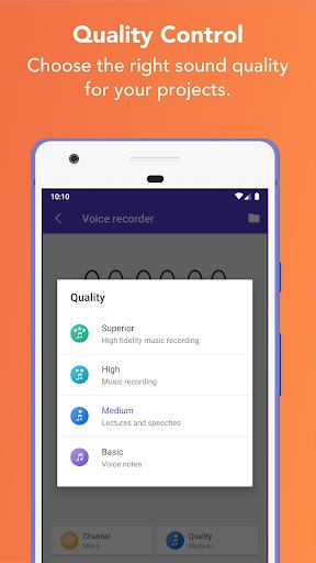 Music Editor - MP3 Cutter and Ringtone Maker 5.5.2 Screenshots 8