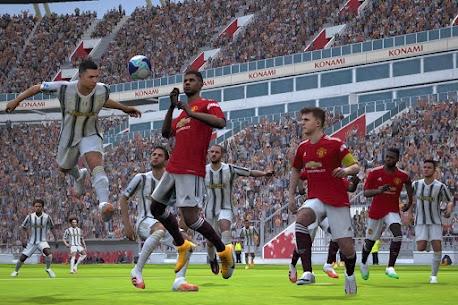 eFootball PES 2022 Apk Download 5.2.0 3