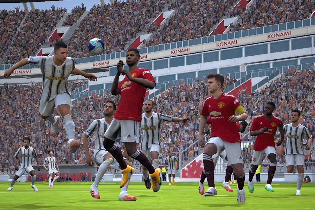 eFootball PES 2021 poster 2