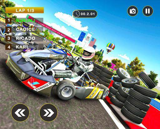Ultimate Go Kart Racing Games 2021 : Kart Valley 1.0.1 screenshots 8