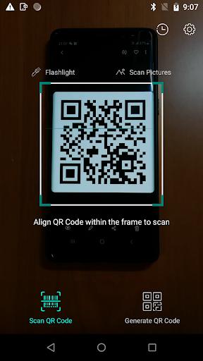QR Code Reader & Generator / Barcode Scanner  screenshots 1