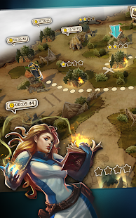Heroes of Destiny: Fantasy RPG, raids every week Screenshot