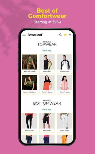 Bewakoof - Online Shopping App for Men & Women 1.0.160 screenshots 2