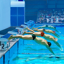 Swimming Pool Race