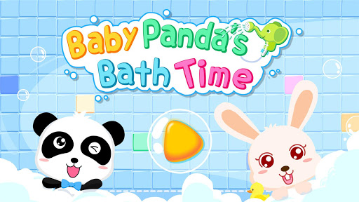 Baby Panda's Bath Time modavailable screenshots 5