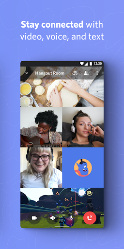 Discord - Talk, Video Chat & Hang Out with Friends 61.4 screenshots 2