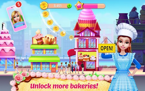 My Bakery Empire – Bake, Decorate & Serve Cakes 5