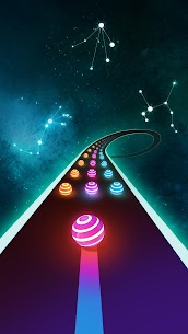 Dancing Road: Color Ball Run! Mod Apk (Lives/Money/AD-Free) 3