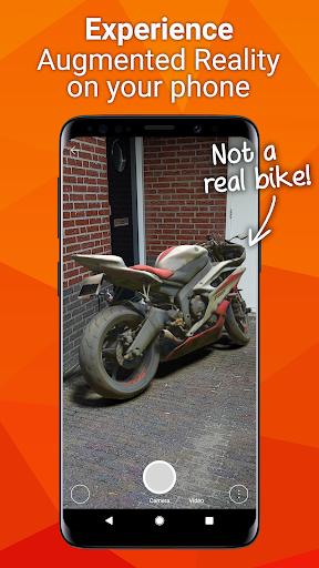 Augmented Reality AR Studio & 3D Learning: Fectar  screenshots 1