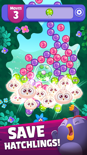 Angry Birds Dream Blast - Bubble Match Puzzle  screen 2