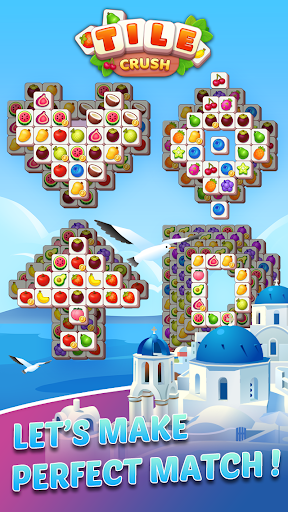 Tile Crush - Pair Matching & Brain Puzzle Game  screenshots 20