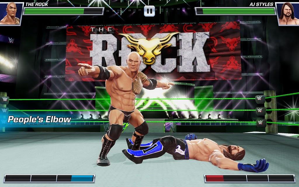 WWE Mayhem poster 23