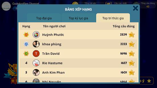 Di Tim Trieu Phu 2020:u00a0u0110u1ecdc cu00e2u hu1ecfi vu00e0 4 phu01b0u01a1ng u00e1n 2.2.0 Screenshots 8