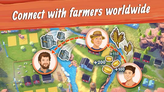 Big Farm: Mobile Harvest APK, Big Farm Mobile Harvest Mod Apk ***NEW 2021*** 5