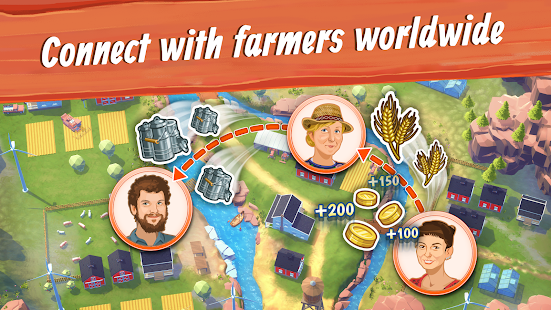 Big Farm: Mobile Harvest – Free Farming Game Unlimited Money