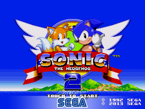 Code Triche Sonic The Hedgehog 2 Classic (Astuce) APK MOD screenshots 6