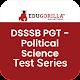 DSSSB PGT (Political Science) Mock Tests App Download on Windows