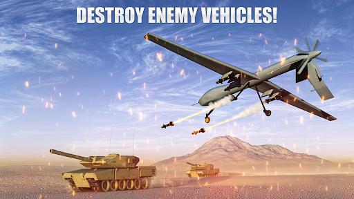 Air Drone Combat Strike Battle 1.7 screenshots 8