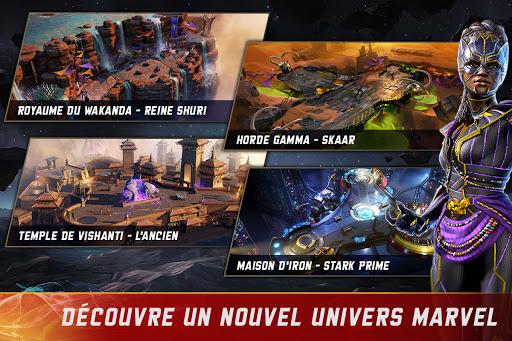 Télécharger Marvel Royaume des Champions APK MOD (Astuce) screenshots 2