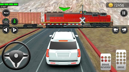 Driving Academy: Car Games & Driver Simulator 2021 Mod 3.0 Apk [Unlimited Money] 1