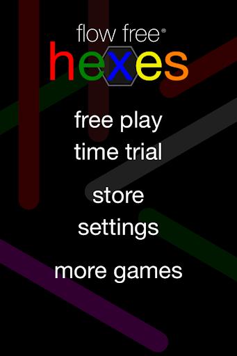 Flow Free: Hexes 2.7 screenshots 2