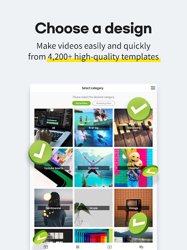 VideoMonster - High-quality free video editing app android2mod screenshots 7