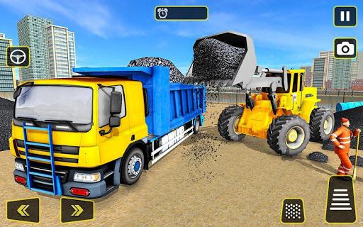 Grand City Road Construction Sim 2018 modavailable screenshots 4