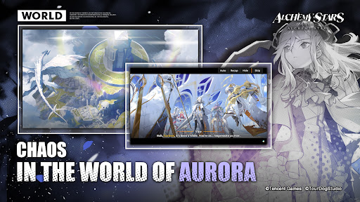 Alchemy Stars Apkfinish screenshots 3