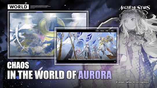 Alchemy Stars Aurora Blast mod apk