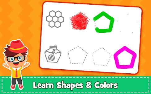 ABC Okul Öncesi Çocuklar – Öğrenme Oyunu Full Apk İndir 5