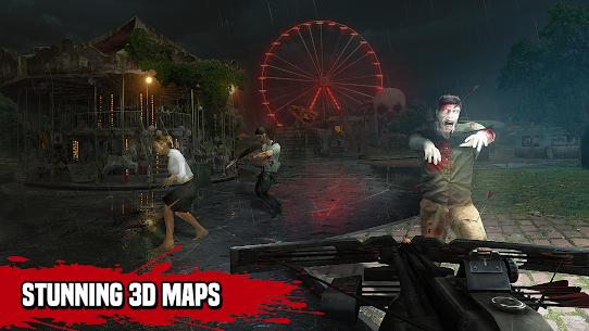 Baixar Zombie Hunter Sniper MOD APK 3.0.29 – {Versão atualizada} 5