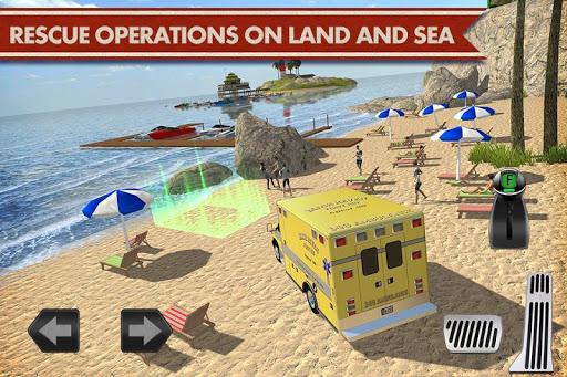 Coast Guard: Beach Rescue Team  Screenshots 2