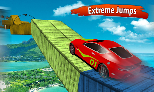 Impossible Race Tracks: Car Stunt Games 3d 2020  screenshots 9