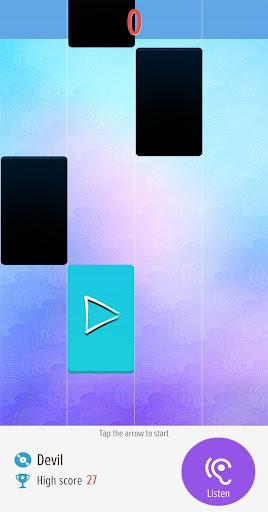 Kpop Piano Tiles Offline - All Korean Song 2020 2.0.2 Screenshots 3
