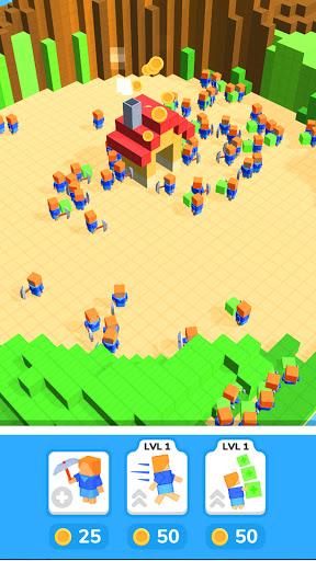 Minecube - Idle apklade screenshots 2