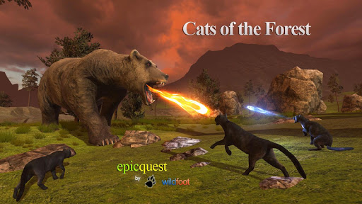 Cats of the Forest screenshots 2