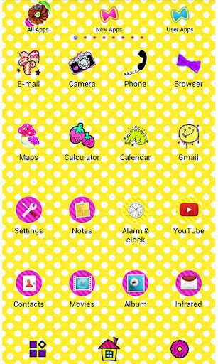 Cute Theme-Deco Pop- For PC Windows (7, 8, 10, 10X) & Mac Computer Image Number- 6