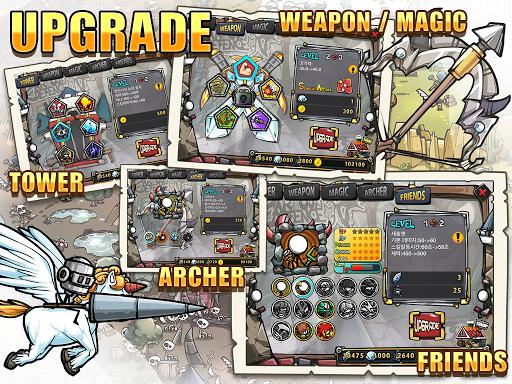 Cartoon Defense 4 android2mod screenshots 8