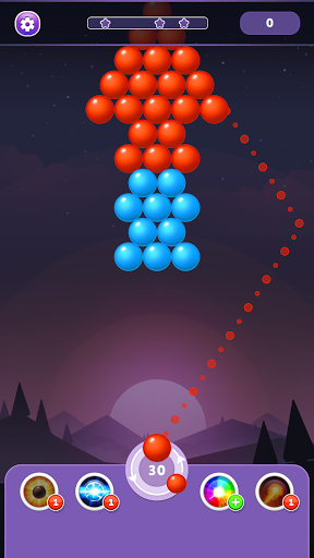 Bubble Shooter Rainbow - Shoot & Pop Puzzle 2.12 screenshots 3