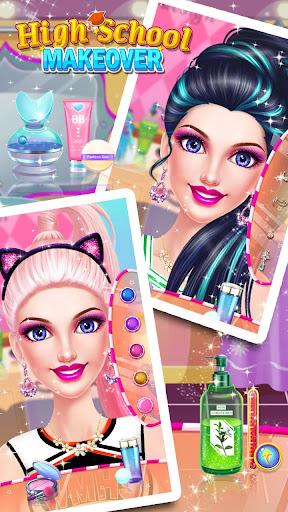 School Makeup Salon 2.8.5038 screenshots 11